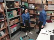 Monica Sage Gets Fucked When She Gets Caught Shoplifting