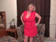 My favorite videos of American BBW milf Kimmie KaBoom