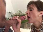 Cheating british mature lady sonia showcases her gigantic mel