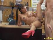 Stunning Oriental Milf Babe Switches Sword For Sex & Dollars