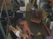 Sheer bikini public Hot Milf Banged At The PawnSHop