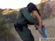 Train tickling police first time Pretty latin girl Josie Jaeg