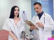 Marley Brinx gets fucked by a bigcock doctor