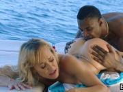 BLACKED Babe Brandi Love Craves BBC Vacation