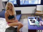 Blonde Elizabeth Jolie Gets Fucked By Stepbro