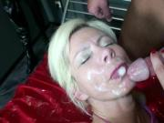 BIG TITS MILF IN PINK LINGERIE FUCK STRANGER WITHOUT CONDOM