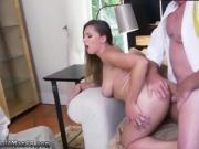 Hardcore strapon dp Ivy impresses with her massive melons an