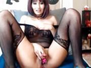 wHot sexy brunette girl XPUSSYCAM