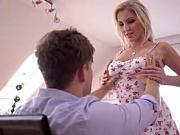 NF Busty - Cumming On My Girlfriends Big Natural Tits! S6:E3