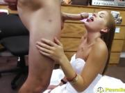 Beautiful Abandoned Teen Wife Fucks Guy For Revenge