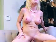 Chesty Boss Nikki Delano Gets Ruined By Bodyguard