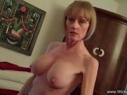 Wicked Step Mom Plays At Home With Step Son