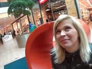 Gorgeous czech teen gets seduced in the mall and screwed in p