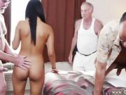 Teen loves old men Soon after, her top came off, exposing her