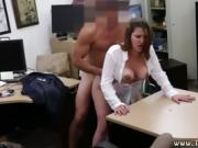 Casting blowjob first time Foxy Business Lady Gets Fucked!