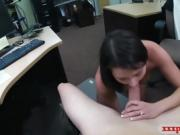 Customers wife pounded by pervy pawn man