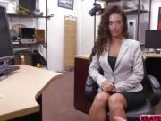 Curly hair Victoria fucked in doggstyle