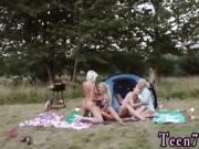 Petite teen gagging and sexy big boob lesbians Horny Lesbian