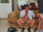 Christine suck Glenns old cock and finger fuck by Frankie