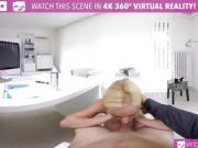 VR PORN-Hot Assistant Fuck Her Boss On The Table
