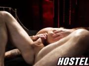 Teen Felicity Feline Gets Roughly Banged In Hostel