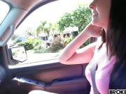 Hot Brunette Brittany Shae Gets Banged