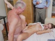 Horny Duke fucks Molly Maes pussy so deep