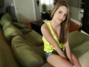 Guy fucking his babysitter Kimmy Granger