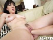Hot horny wet sluts fisting each other