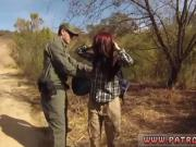 Boarder patrol sex first time Redhaired peacherino can do eve