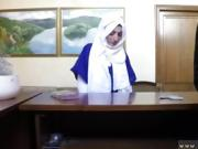Long cock handjob Meet new killer Arab girlboss and my chief