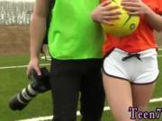 Ebony blowjob lips xxx Dutch football player pounded by