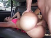 Amateur Big Booty Blonde Katia