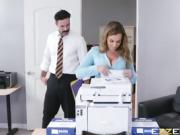 Natasha Nice In Office Initiation