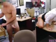 White discharge and tall brunette big tits milf PawnShop Conf