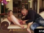 Anna loves pleasure different ways