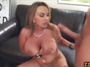 Huge tits milf Holly Halston hardcore