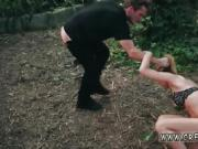 Bondage grope and two teens punished Raylin Ann is a sexy,