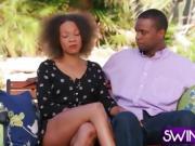Swingers are having amazing sex action
