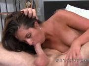 Delilah Davis reverse cowgirl hot fuck