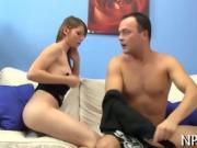 Erotic pussy thrashing