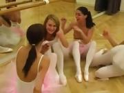 Perfect fake tits blonde Hot ballet female orgy