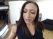 WankzVR - Cassie Knows Best - Cassie Del Isla