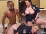 Blowjob class Black Male squatting in home gets our mummy off