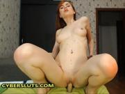 Gorgeous Ginger Anal Show