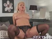 Hot blonde milf Kathy Anderson fucked