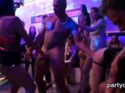 Wicked teenies get totally foolish and naked at hardcore part