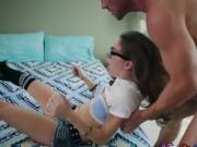 Petite Teen Kimmy Granger Gets Demolished By Hung Teacher