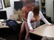 Big tit girl anal Foxy Business Lady Gets Fucked!