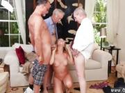 Teen girl first time Frannkie And The Gang Tag Team A Door To